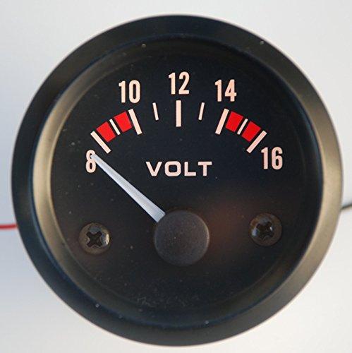 New Voltmeter 12 Volt (8-16 volts) 2