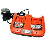 Black and Decker 24 Volt Dual Charger 5106551-20