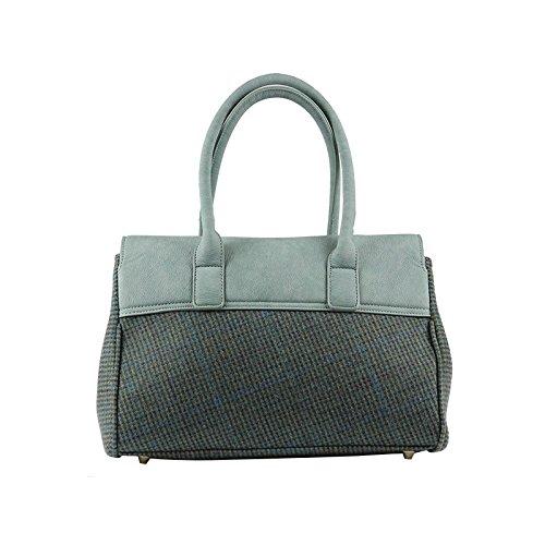 Tweed Tweed Tweed Handbag Green Handbag Tweed Handbag Tweed Green Green wqYUv1