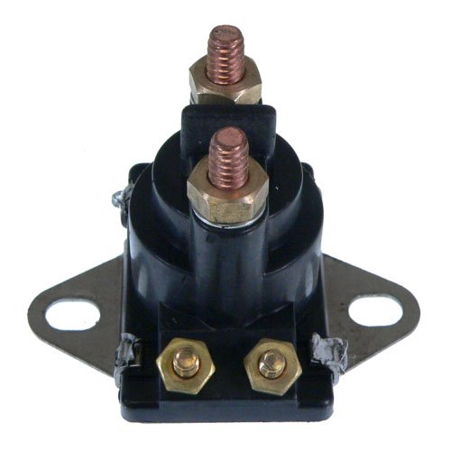 DB Electrical SMR6001 Solenoid For Mercury Marine 12 Volt Heavy Duty / 89-818864T, 89-96158, 89-96158T