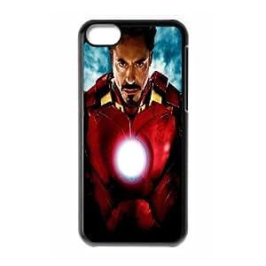 iPhone 5C Phone Case Iron Man 3 F5T7642