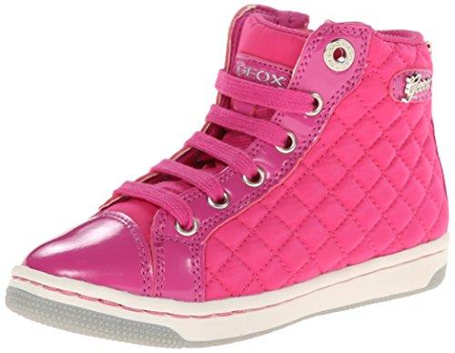 Geox JR Creamy 14 High-Top Qui Sneaker (Little Kid/Big Kid)