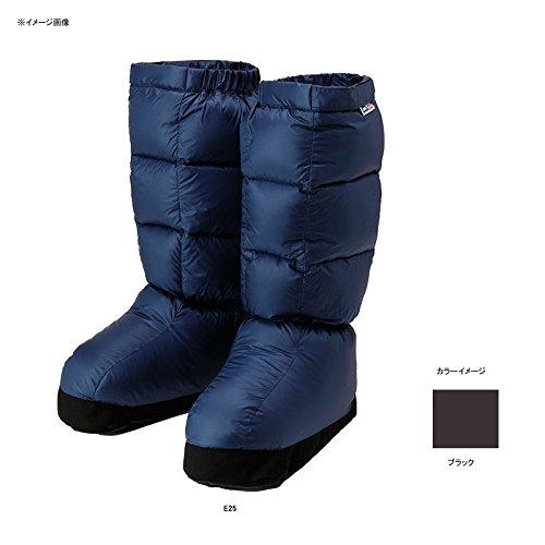 マウンテンイクィップメント-MOUNTAIN EQUIPMENT【Powder Boots パウダーブーツ】ダウンテントブーツ424031 B0768HHDSJ L|ブラック ブラック L