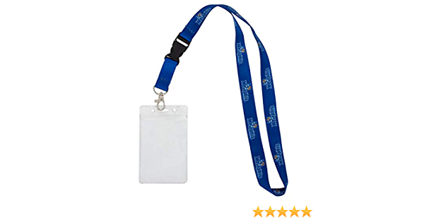 McNeese State University Cowboys Cowgirls NCAA Car Keys College ID Badge Holder Lanyard Keychain w//Pouch