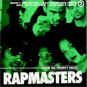 Rapmasters: From Tha Priority Vaults, Vol. 7Clean Version
