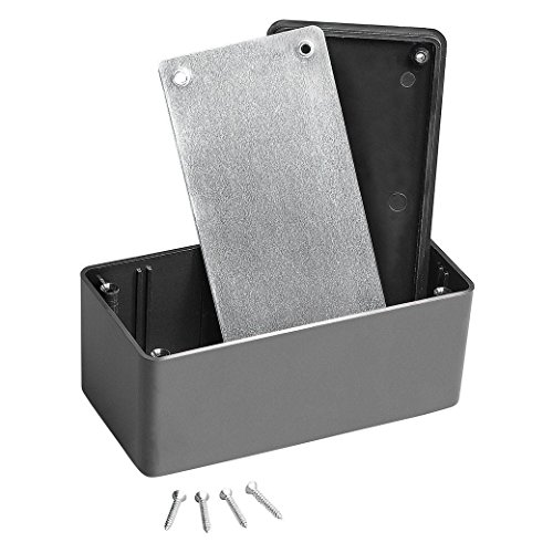 RadioShack Project Enclosure Box (5 x 2.5 x 2 inches) ()