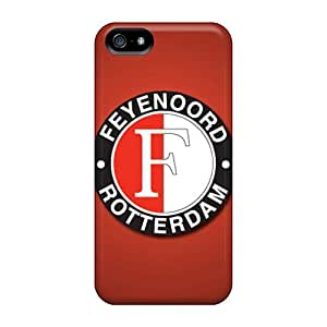 phone covers 5c Scratch-proof Protection Case Cover For Iphone/ Hot Feyenoord Rotterdam Phone Case