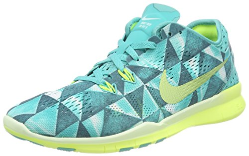 Nike Free TR 5 Print Womens Cross Training Shoes