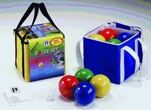 Toymarketing International Gymnic Tournament Bocce Set by Toymarketing International