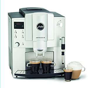 jura capresso 13204 impressa e9 automatic coffee and espresso center combination. Black Bedroom Furniture Sets. Home Design Ideas