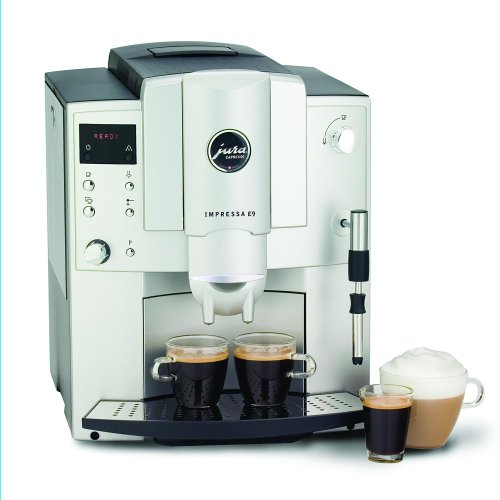 Jura-Capresso 13204 Impressa E9 Automatic Coffee and Espresso Center