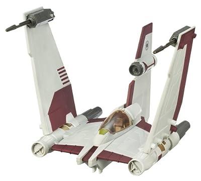 Star Wars Clone Wars Star fighter Vehicle - V-19 Clone Shuttle