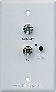 41PXWkLJe4L._AC_UL320_SR196320_ amazon com winegard rv 7042 wall plate power supply white 30 Amp RV Wiring Diagram at creativeand.co