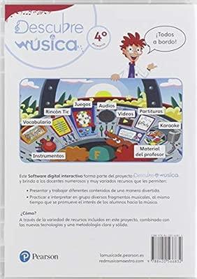 Descubre la música 4 pizarra interactiva: Amazon.es: Michael R ...