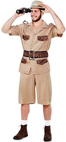 Fyasa 706284-T04 – Disfraz de explorador, grande: Amazon.es ...