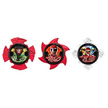 Power Rangers Ninja Steel Power 3 Pack 43759 Amazon Co Uk