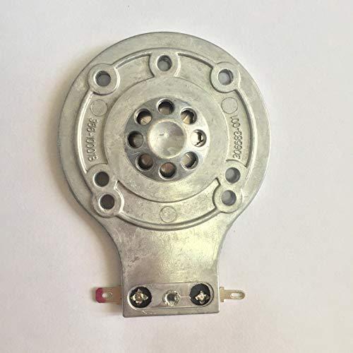 FidgetGear AFT Metal Diaphragm For JBL 2412 2412H-1 JRX115 JRX125 TR105 TR125 TR126 TR225 ()