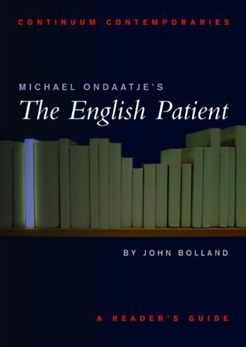 English patient michael ondaatje essay