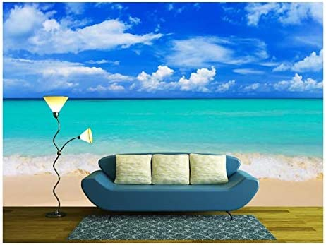 Word Paradise on Beach Concept Travel Background