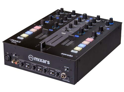 Mixars DUO MKII Battle Mixer For Serato DJ