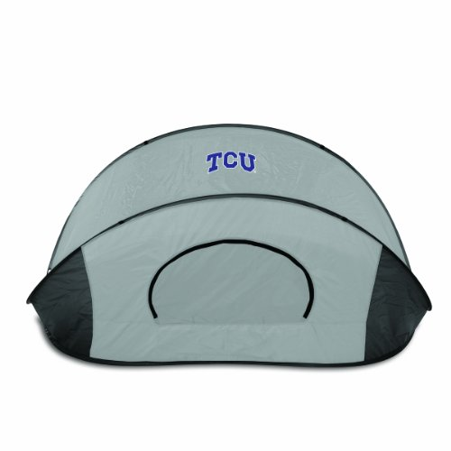 NCAA Texas Christian Horned Frogs Manta Portable Pop-Up Sun/Wind Shelter