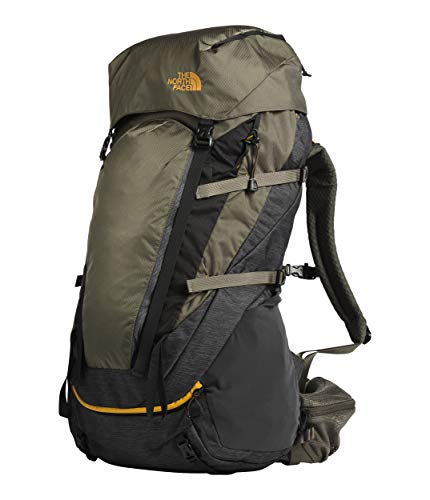 - The North Face Terra 65, TNF Dark Grey Heather/New Taupe Green, Large/X-Large