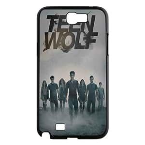 LSQDIY(R) Teen Wolf Samsung Galaxy Note 2 N7100 Custom Case, High-quality Samsung Galaxy Note 2 N7100 Case Teen Wolf