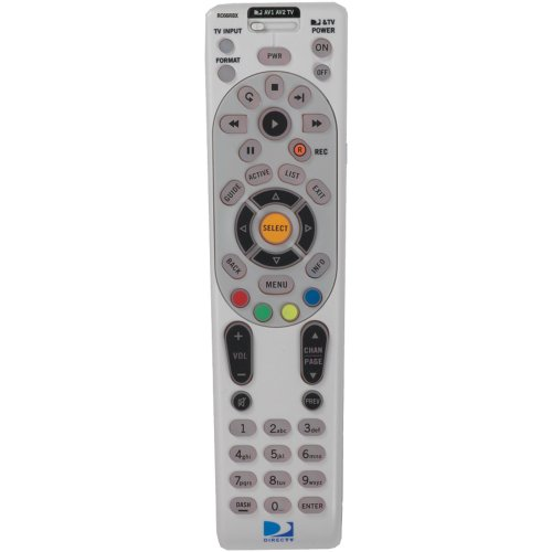 DirecTV RC66RBX RF Universal Remote