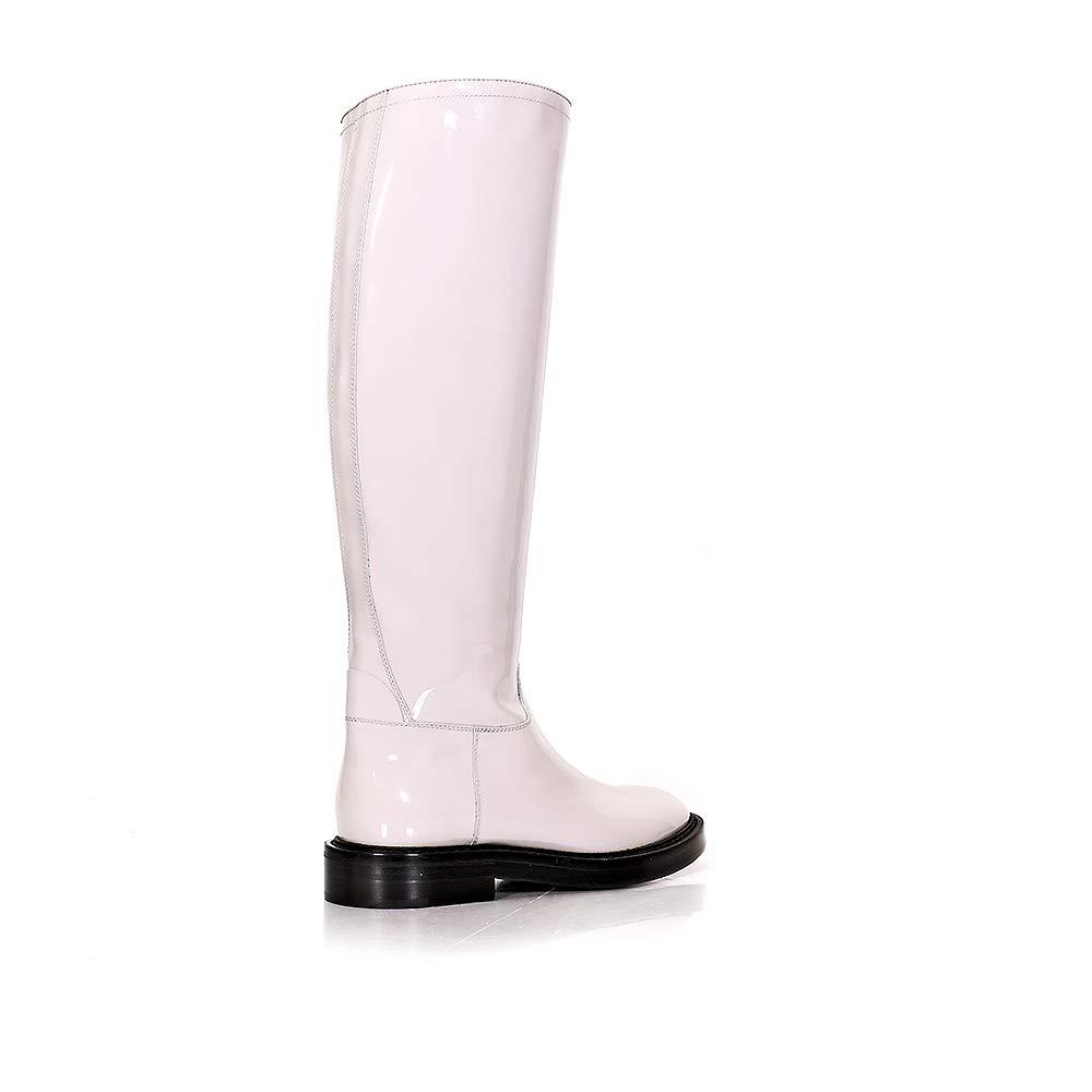 Balenciaga Balenciaga Balenciaga - Botas de Piel de Perlas 7f6214
