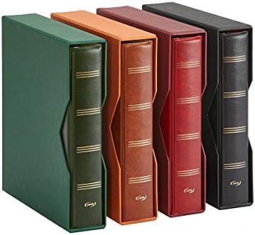 Pardo 74501 - Album numismático universal, color negro: Amazon.es: Oficina y papelería