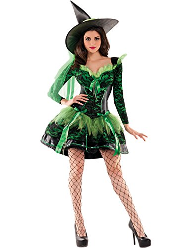 NonEcho Women Wicked Witch of The West Costume Halloween (2017 Halloween Costumes Party City)
