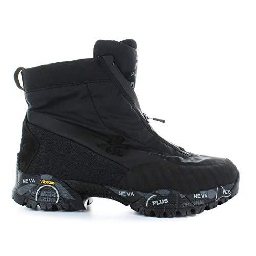 Invierno Botín 129 De Negro Zapatos Otoño Premiata Hombre Ziptreck 2019 nO87qxd