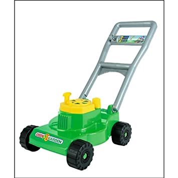 Simba Toys 107131362 Cortacésped de juguete - Color: verde: Amazon.es: Juguetes y juegos