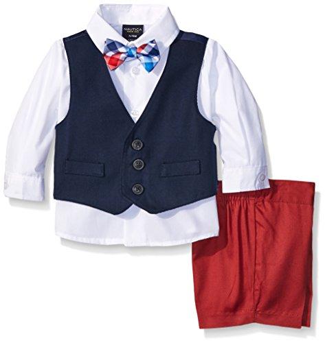 Nautica Baby Boys Shirt Short