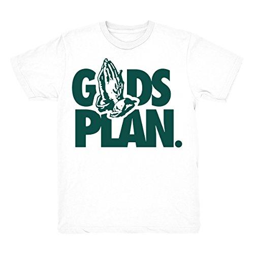 11 Low Easter Shirt Gods Plan Shirts Match Jordan 11 Low Easter Sneakers (Small) by Sneaker Match