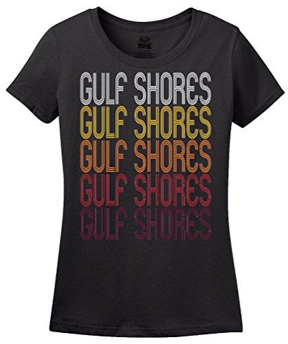 Gulf Shores, AL | Retro, Vintage Style Alabama Pride T-shirt
