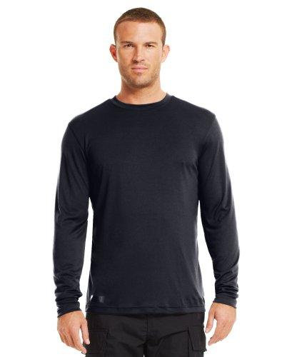 Under Armour Men's HeatGear® Tactical Long Sleeve T-Shirt Extra Large Dark Navy Blue