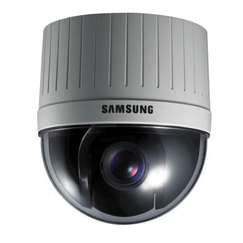 SAMSUNG SCC-6407 32X Zoom Day/Night WDR Smartdome Camera