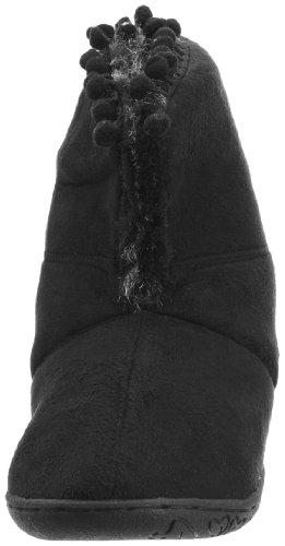 6 Noir Femme Eskimo Padders v Chaussons qnTwX7OU