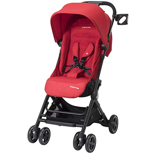 Maxi Cosi Lara Ultra Compact Stroller, Nomad Red
