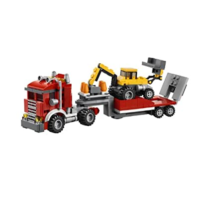 LEGO Creator Construction Hauler 31005: Toys & Games