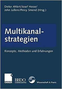 Book Multikanalstrategien: Konzepte, Methoden und Erfahrungen