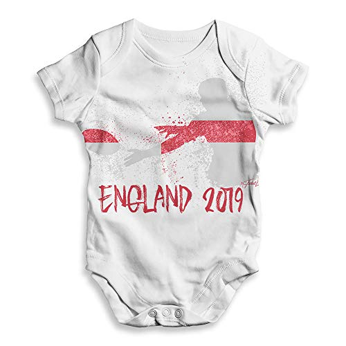 Top 5 england rugby baby grow for 2020