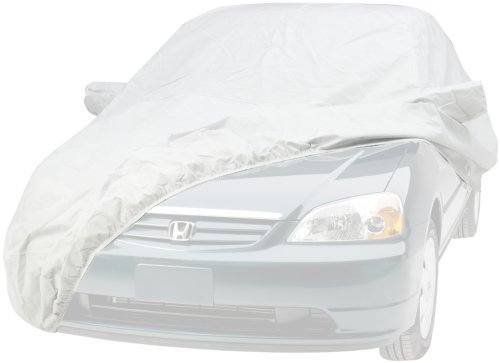 Covercraft Custom Fit Car Cover for Volkswagen Rabbit Convertible - Multibond Block-It 200 Series Fabric, Gray (Covercraft Volkswagen Block Rabbit)