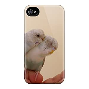 New Style DavidStu B C R P T R Premium Tpu Cover Case For Iphone 4/4s