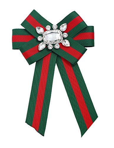 (Wedding Party Collar Bow Tie for Women KK940)