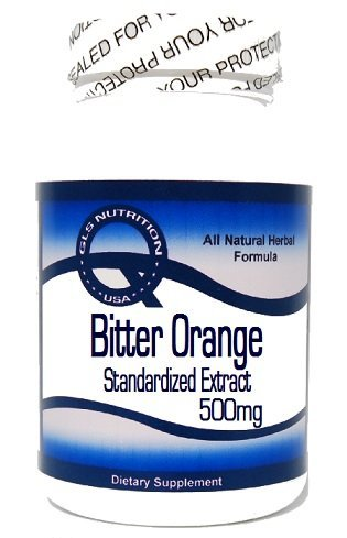 (Bitter Orange Standardized Extract 500mg 90 Capsules ^GLS)
