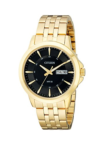 Citizen Men's Quartz Watch with Day/Date, BF2013-56E (Watch 56e)