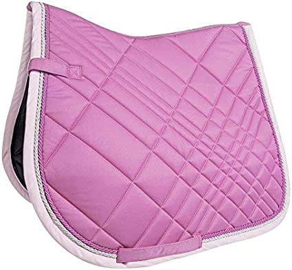 HKM 4057052254611 Vigo-3800 - Mantilla para Caballo, Color Rosa