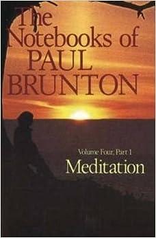 The notebooks of Paul Brunton, 16 volume set